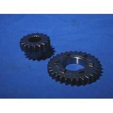 2nd Long 17/30 Hubbed Gear Ratio - Lays